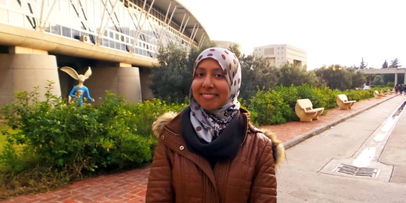 People of INSAT : Asma Ghazouani