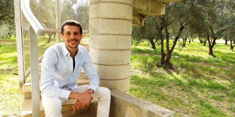 People Of INSAT : Baha-Eddine Alayet