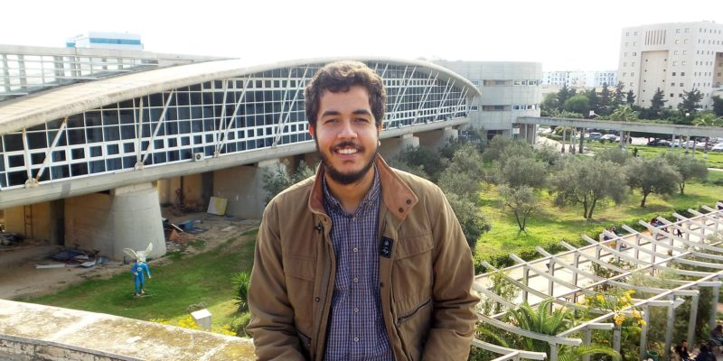 People of INSAT : Mohamed Amine Bouneb