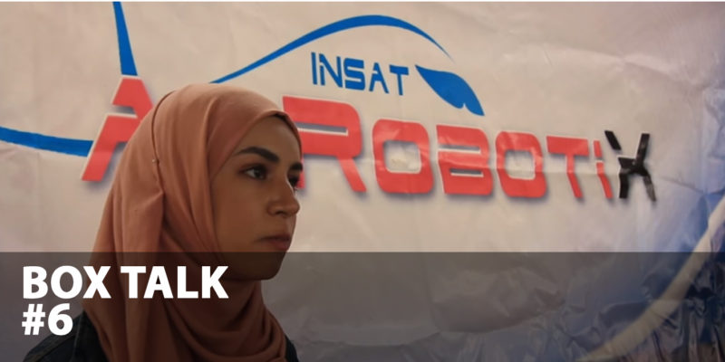 Box Talk #6 : AeRobotix