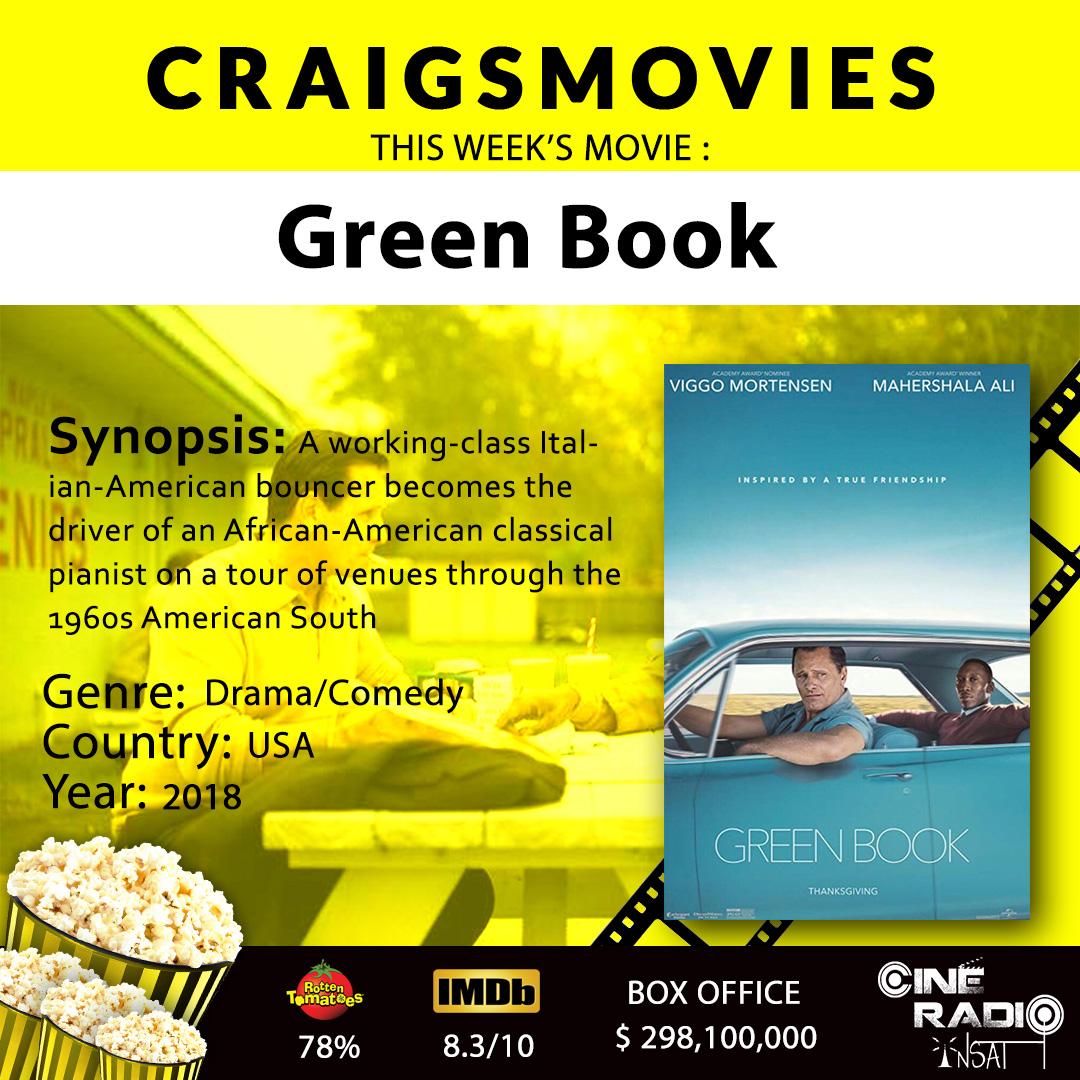 Green book imdb